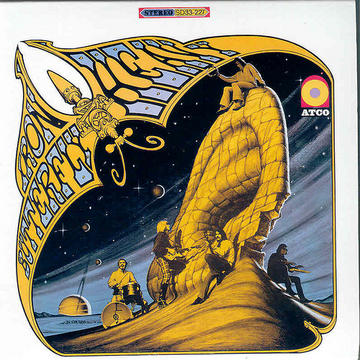 Iron Butterfly Theme, by Iron Butterfly on OurStage