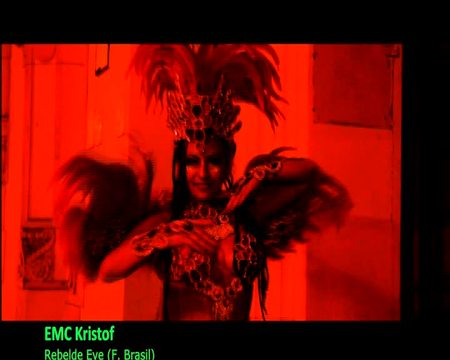Rebelde Eve (F. Brasil), by EMC Kristof on OurStage
