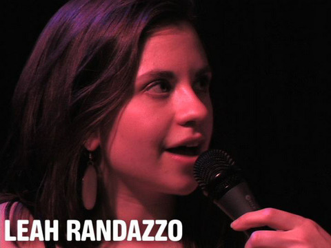 Leah Randazzo: Interview, by Alyssajh7 on OurStage