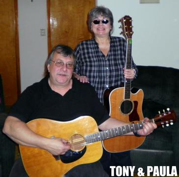 TONY & PAULA @ REVOLVER's CHRISTMAS BASH 2011, by TONY & PAULA on OurStage