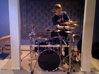 Drum Set Packup, by Ben O'Brien Smith on OurStage