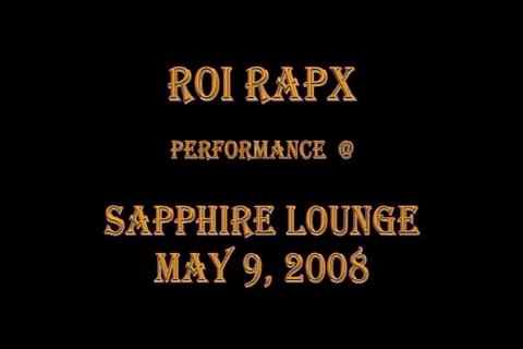 ROI RAPX performance(sapphire), by ROI RAPX on OurStage