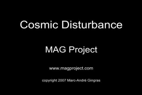 Cosmic Disturbance, by MAG Project on OurStage