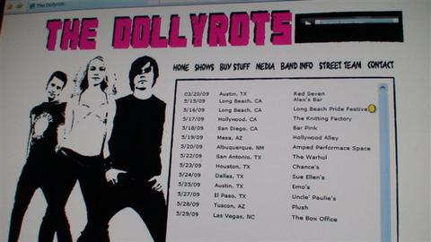 the dOLLYROTS and sUPEREDS pictures, by sUPERED on OurStage