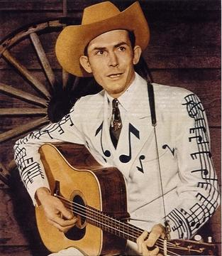THANK  GOD  FOR  HANK  WILLIAMS  (and the songs that he sung) , by cowboy cool on OurStage