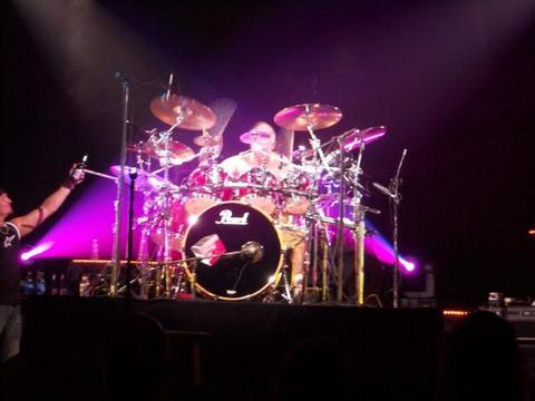 Vidra - Drum Solo KHRS, by Faded At Four on OurStage