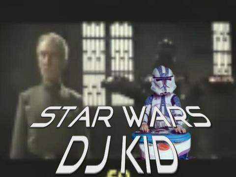 star wars dj kid, by steck on OurStage