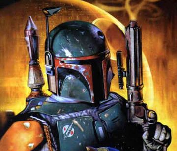 BOBA FETT, by charleyG on OurStage