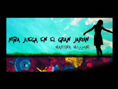 La niña juega en el gran jardin, by Martina Mozzoni on OurStage