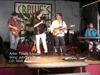 Johnny's Blues (original) 2006 , by totally savage on OurStage