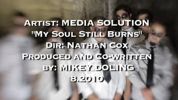 My Soul Still Burns, by Media Solution on OurStage
