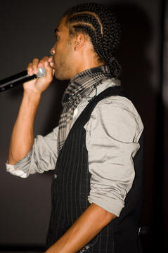 Live Performance @ Pure Blendz Charity Event @ The Abyss in San Jose, by Sincere on OurStage