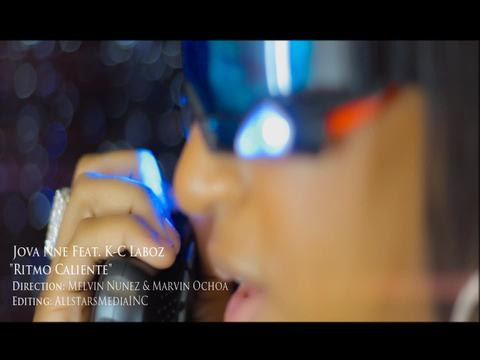 """RITMO CALIENTE"" Feat. K-C Laboz, by JOVANNE on OurStage"