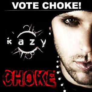 CHOKE, by KAZY on OurStage