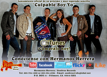 Culpable Soy Yo, by Hermanos Herrera on OurStage