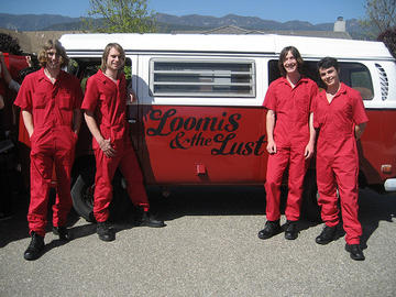 Bright Red Chords, by Loomis and the Lust on OurStage