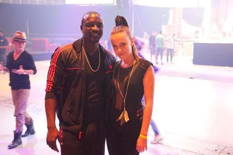 Viva Starr Canada Tour with AKON, by Viva Starr on OurStage