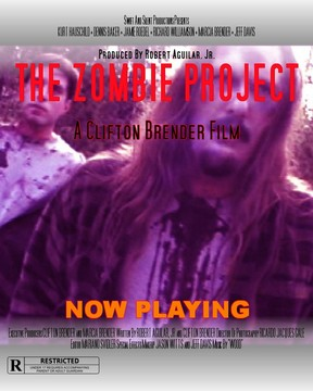 the zombie project, by swiftandsilentprod on OurStage