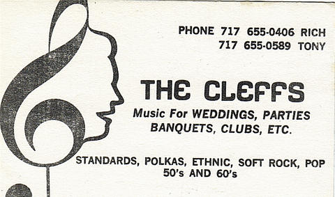 THE CLEFFS (1983), by THE CLEFFS on OurStage