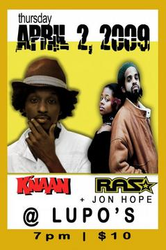 RAS performs live at LUPO's (PROVIDENCE), by RAS (ridersagainstthestorm) on OurStage