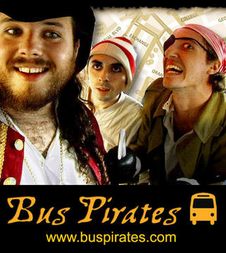 Bus Pirates Episode 1, by godigital on OurStage
