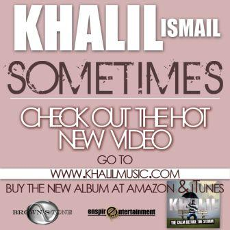 Sometimes Feat. Maimouna Youssef, by Khalil Ismail on OurStage