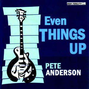 Blue Guitar, by Pete Anderson on OurStage