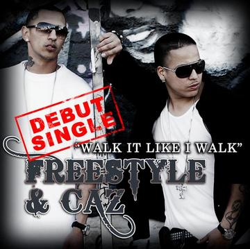 LiKe I WalK, by Freestyle n CaZ on OurStage