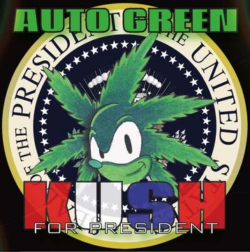 Mr. Green Thumb, by Auto Green on OurStage