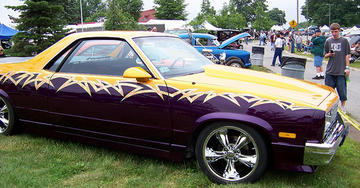 Crazy Purple/Yellow Car, by The O.C. Boyz on OurStage