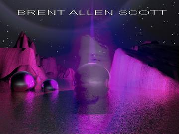 MOON SCAPE, by BRENT ALLEN SCOTT on OurStage