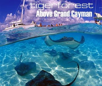 Above Grand Cayman, by Tigerforest on OurStage
