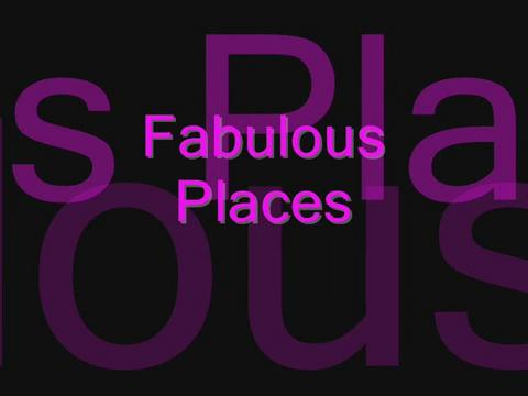 Fabulous Places Stan Gilmer, by Stan Gilmer on OurStage