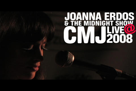 Joanna Erdos & The Midnight Show @ CMJ, by OurStage Productions on OurStage