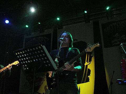 KILLING MACHINE LIVE, by ALEX BLACK on OurStage
