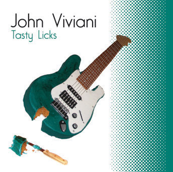 Tasty Licks, by John Viviani on OurStage