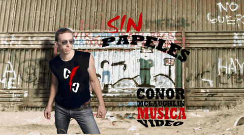 Sin Papeles Music Video, by Conor McLaughlin on OurStage