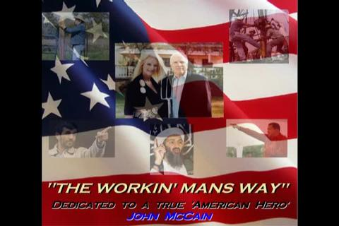 THE WORKIN' MANS WAY (JOHN McCAIN), by T. Jae Christian on OurStage
