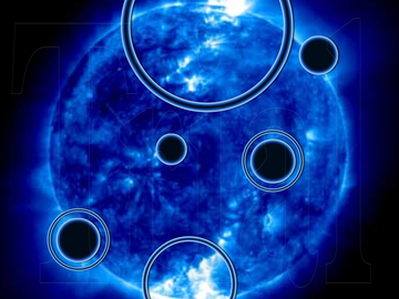 Resolution, The Blue Sun Mix, by lauryl laureth on OurStage