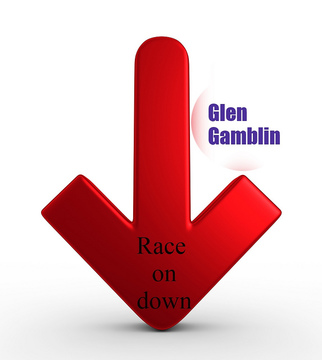 Race on down, by Glen Gamblin on OurStage