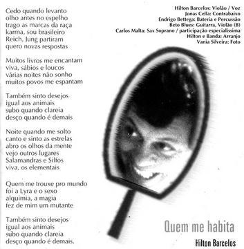 Quem me Habita, by Hilton Barcelos on OurStage