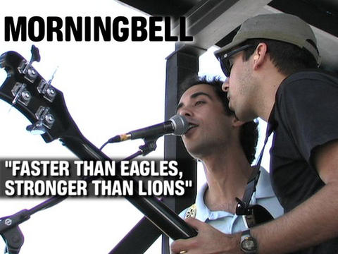 Morningbell at Bonnaroo, by ThangMaker on OurStage