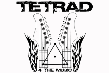 While my Guitar Gently Weeps, by Tetrad Band on OurStage