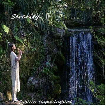 Serenity, by Sybille and White Wolf on OurStage