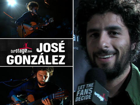 OurStage chats with Jose Gonzalez, by OurStage Productions on OurStage