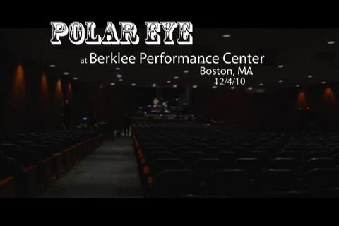 Polar Eye @ Berklee Performance Center, by Polar Eye on OurStage