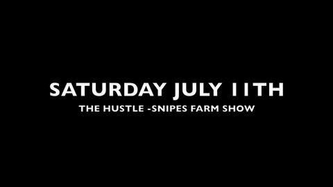 The Hustle On our way , Set up & performing @ Snipes farms, by THE HUSTLEBAND on OurStage