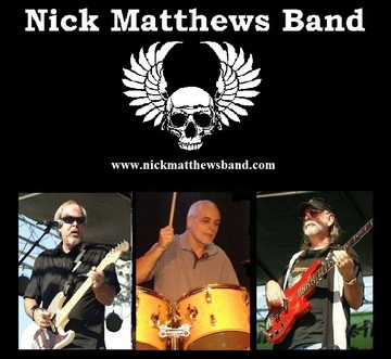 Cool Guitar, by The Nick Matthews Band on OurStage