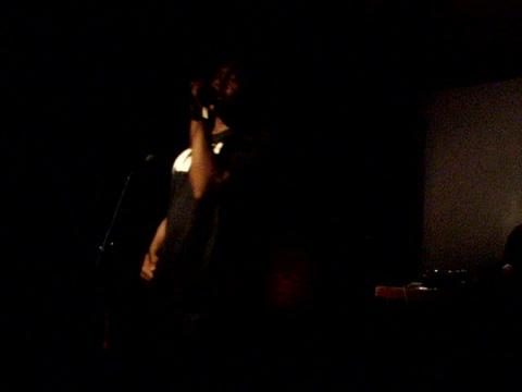 Aquil rips the stage at Public Assembly in NYC, by Aquil84 on OurStage