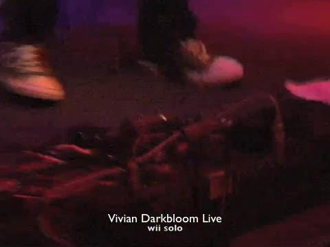 wii solo (live), by Vivian Darkbloom on OurStage